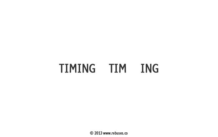 Split Second Timing