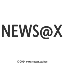 News@X Rebus #681 | Free Rebus Puzzles Are A Great Way To Start Your Day!