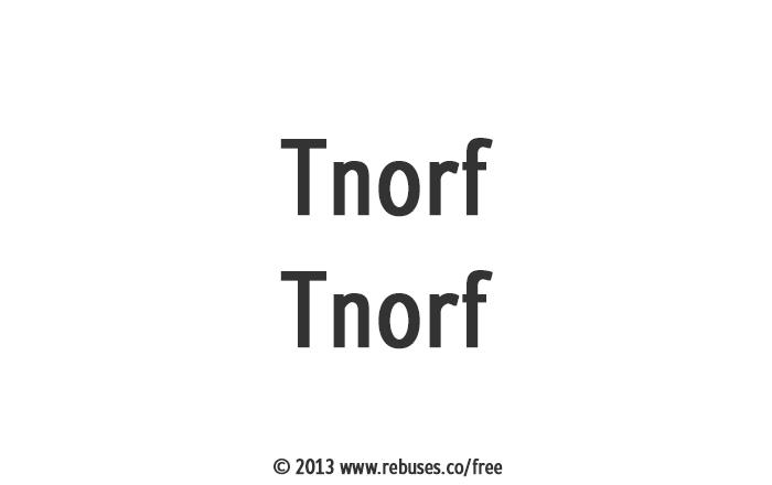 Tnorf-Tnorf