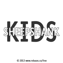 Sheepshank Rebus #239 | Free Rebus Puzzles Are A Great Way To Start Your Day!